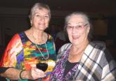 Pat & Geraldine - it was great to see these two lovely ladies